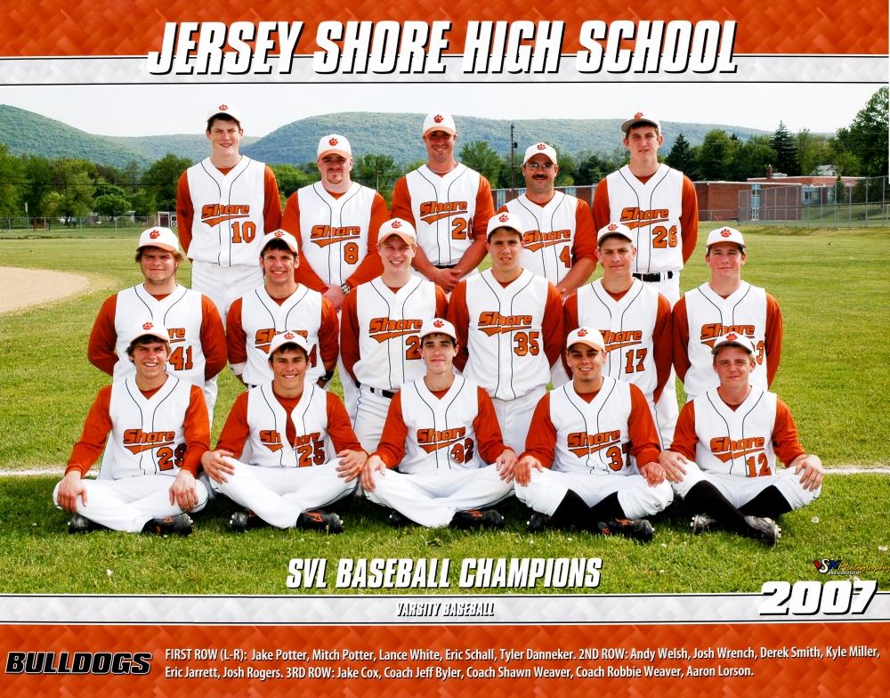 Baseballteam2007