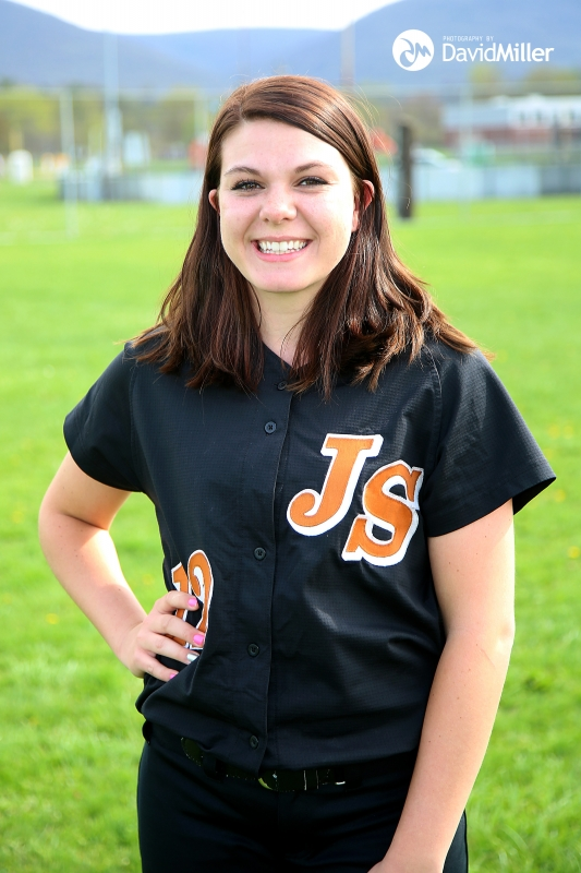 Shelbie Wenner - All-State Softball 1516
